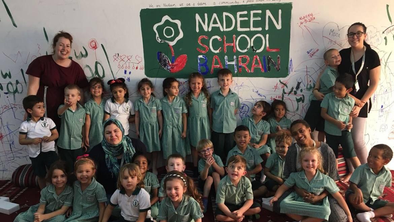Nadeen News – May 2018